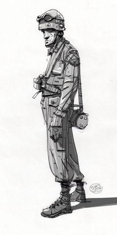 Sketchbook: Aviator