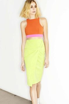 Alex Perry Scarlett dress.