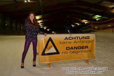 IchWillMehr.net - Das Lifestyle-Portal.: Die Ski-Anfängerin Ricci und der Ski-Profi im Alpi...