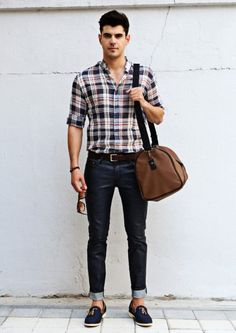 half the battle is fit -- know your body and wear the right fit // menswear style + fashion tip