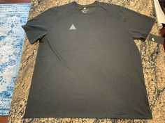 "58735656f Nike ACG T-Shirt ""Go Climb A Volcano"" Men's SZ 2XL NEW AO8762"
