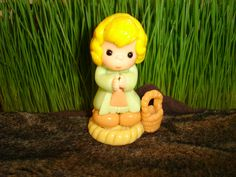 little polymer clay daughter