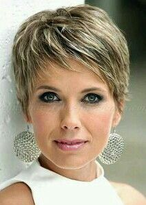 Very Short Haircut: I just got my hair cut this way and love it I ...