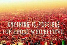 Make us dream #lfc