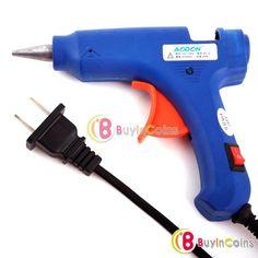 Heating Hot Melt Glue Gun 20W Crafts Album Repair D=7mm - 3.5$