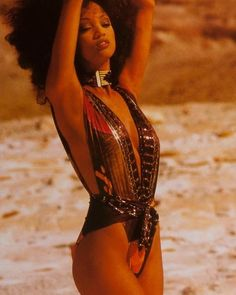 Tyra Banks, Gotex Swimwear 1994
