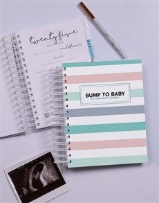gifts: Personalised Bump to Baby Pregnancy Journal! Surprise an expecting mother with this adorable and extremely practical baby journal. The gender-neutral design is available for personalisation. This is the ultimate gift for her this Stationery Day Pregnancy Journal, Baby Journal, Baby Pregnancy, Personalized Stationery, Personalized Gifts, Same Day Delivery Service, The Ultimate Gift, Baby Bumps, Gender Neutral