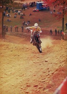 Brad Lackey 1976. Got to ride with this guy once.