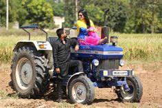 #prewedding #tractor #punjabi