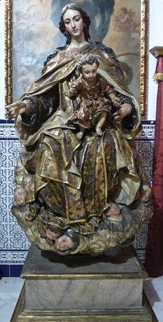 Carmen Santo Ángel. Restauración