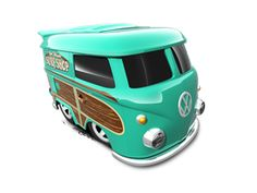 Kool Kombi 2015 City Series Toy Car Collection | Diecast Race Cars & Trucks | Hot Wheels