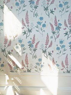 Plain Wallpaper, Kitchen Wallpaper, Wall Wallpaper, Inspirational Wallpapers, Cute Wallpapers, Slow Living, Everything Pink, Designer Wallpaper, Wall Murals