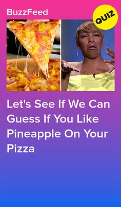 We& getting controversial today. Pizza Meme, Pineapple Pizza, Buzzfeed Community, Fun Quizzes, Memes, Canning, Quizes, Random Stuff, Marvel