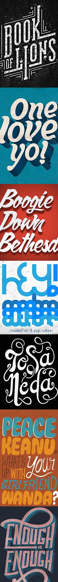 http://graphicdesignjunction.com/2013/01/28-remarkable-examples-of-typogaphy-design/