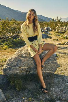 Festival Spirit: Don't Miss a Beat - Girl Summer 17 Collection Models: Scarlett Leithold, Gwen van Meir & Natalia Castellar Photos by Enric Galceran
