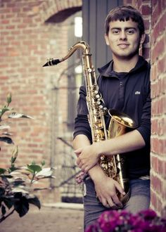 Senior pics with saxophone | Senior Boy Saxophone Instrument