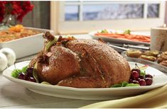 Traditional Roasted Turkey - Better Than Bouillon Traditional Turkey Stuffing, Turkey Rub, Turkey Breast, Better Than Bouillon Recipe, Thanksgiving Recipes, Holiday Recipes, Vegetable Base Recipe, Turkey Dishes