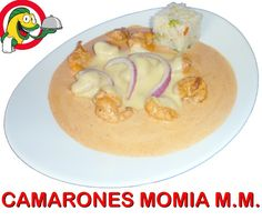 #ComienzaLaSemanaYYo tengo ganas de ir al BAVARO por unos Camarones Momia M.M. #FelizLunes
