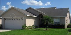 Florida Villa on Eagle Pointe resort in Kissimmee for vacation rentals