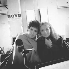 Avec Virginie Elfira et Vincent Lacoste au #SummerCampFestival de @sofilm à Nantes !