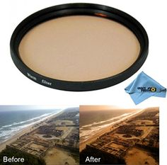 Microfiber Cleaning Cloth for Sony Alpha DSLR-A350 CPL 52mm Circular Polarizer Multicoated Glass Filter