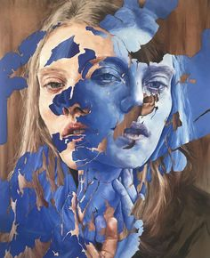 Inspiration Art, Art Inspo, Distortion Art, Kreative Portraits, A Level Art Sketchbook, Art Alevel, Plakat Design, Identity Art, Wow Art
