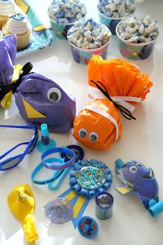 Finding Dory Party Favors | CatchMyParty.com