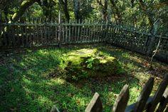 Jack London State Historic Park- Jack London's grave