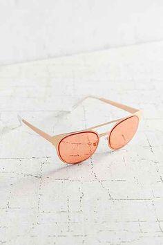 La Vie En Rose Frame Sunglasses