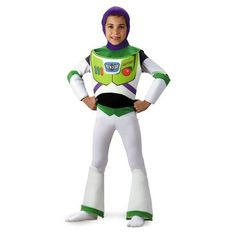 Toy Story Buzz Lightyear Deluxe –  #halloweencostumesboutique