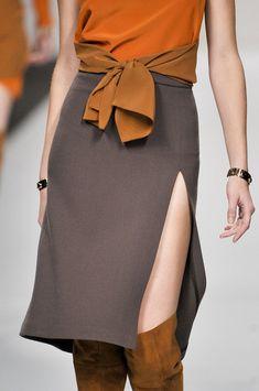 Jo No Fui at Milan Fashion Week Fall 2011 - Livingly