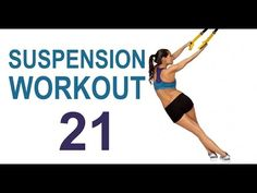 43 Min Workout 21 TRX | BOW | RIP60 Suspension Training