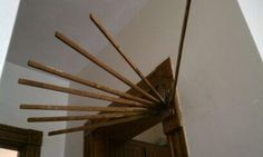 Antique drying rack