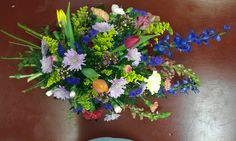 passion flower bouquet   Pin it Like Image