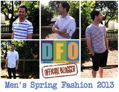 Fashion:: What HE Wore: Men's Spring Fashion - DFO Ambassador