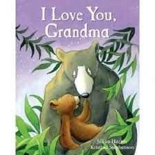 """""""I Love You GRANDMA""""  ___________________________ Reposted by Dr. Veronica Lee, DNP (Depew/Buffalo, NY, US)"""
