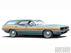 concept station wagons | Plymouth Barracuda station wagon muscle concept cuda wallpaper ...