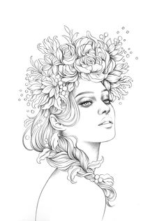 Free Adult Coloring Pages, Cute Coloring Pages, Coloring Pages To Print, Printable Coloring Pages, Free Coloring, Coloring Books, Line Art, Art Drawings, Sketches