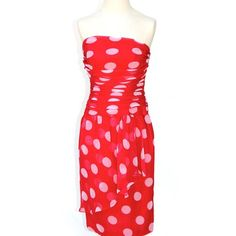 Red Polkadot Dress.