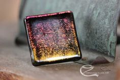 Glass Ring, Glass Jewelry, Rings, Ring, Jewelry Rings