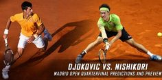 Madrid Open The Quarterfinals - Tennis For All