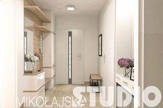 Jak zaprojektować wejście do mieszkania - zdjęcie od MIKOŁAJSKAstudio - Hol / Przedpokój - Styl Klasyczny - MIKOŁAJSKAstudio