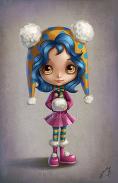 Snowflake by Daria Widermanska Spala Anako