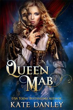 http://bookbarbarian.com/queen-mab-by-kate-danley/ - McDougall Previews Award for Best Fantasy Book of the Year  When Faunus, the god of daydreams, breaks the heart of Queen Mab, revenge can be the only answer. Using the most powerful families in Verona, they wage their war against one another, and place their final bets upon the heads of two youths, one named Romeo and the other named Juliet.  But when Queen Mab falls in love with a gentleman named Mercutio, everything c