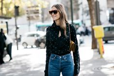 Habitually Chic®  » Giorgia Tordini's Street Style Evolution