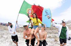 Remax e Fundação do Desporto apoiam a bodyboarder Teresa Almeida
