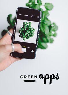 nachhaltigkeit - die besten apps