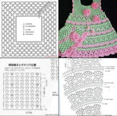 """Bỏ túi ngay chart móc váy cho bé """"yêu mê mẩn"""" 10"""