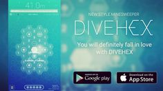 New Style Minesweeper : Divehex