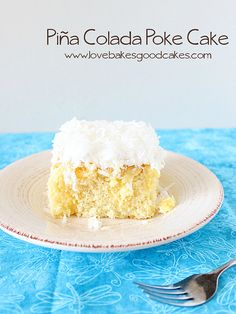 1 can (20 oz.) crushed pineapple 1 box (18.25 oz.) Duncan Hines Moist Deluxe Pineapple Supreme cake mix  Ingredients listed on box to make cake 1 box (3.4 oz.) Coconut Cream instant pudding mix 2 cups milk 1 container (8 oz.) Cool Whip, thawed 1 tsp. rum extract 1 bag (7 oz.) shredded sweetened coconut flakes